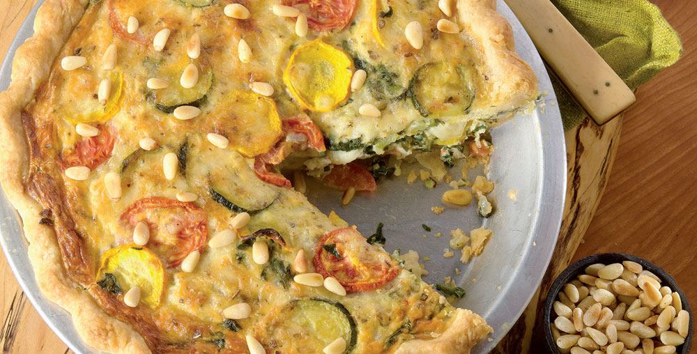 This Quiche Doesn't Stink