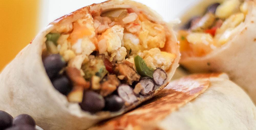 Tex-Mex Breakfast Burritos