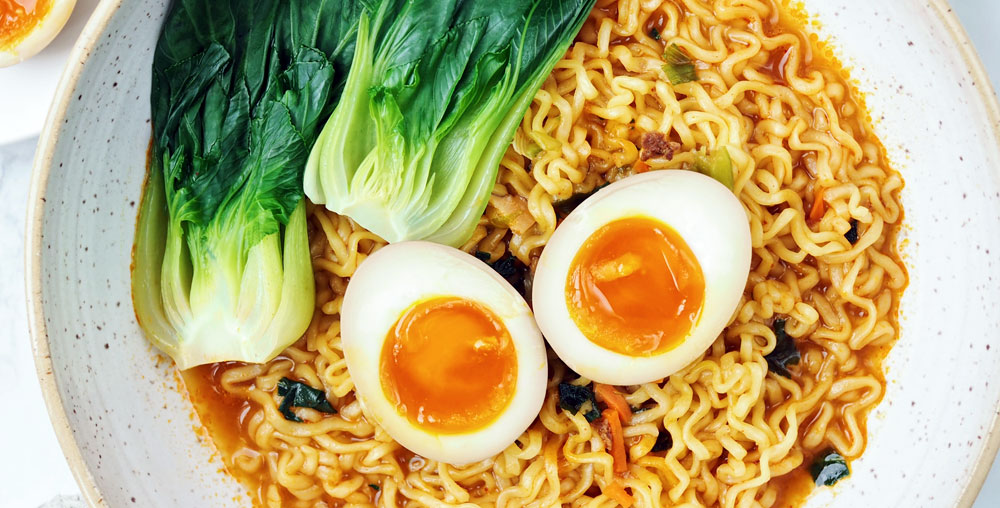 Easy Soy Sauce Eggs