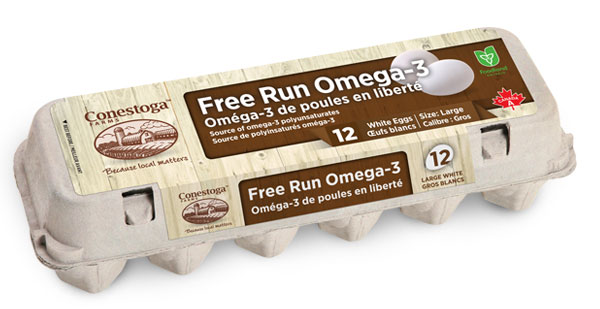 Free Run Omega-3 Nutrition Facts and more info