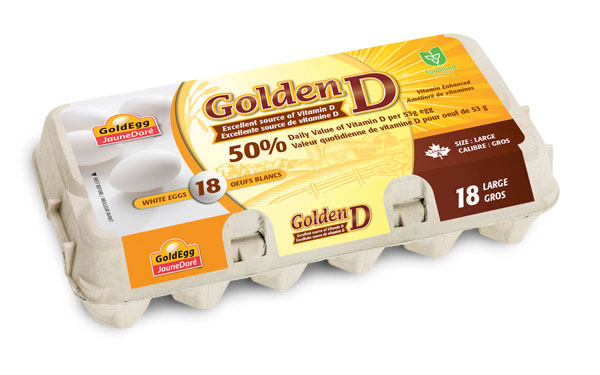 Golden D Nutrition Facts and more info