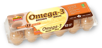 Omega-3 Large Brown Eggs