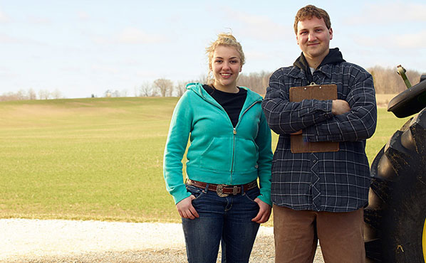 Meet some of egg farmer partners and discover how their passion fuels your eggs.