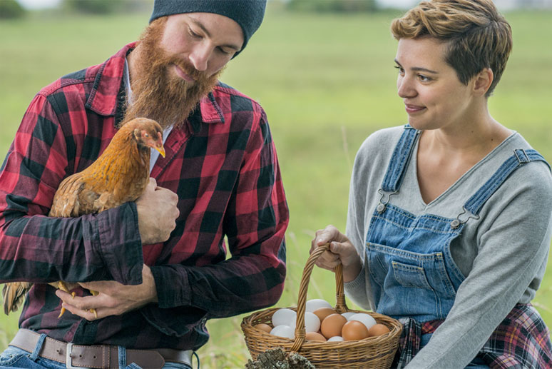 The same nutrition but from free range hens fed non-GMO feed. Discover if organic eggs are right for you.