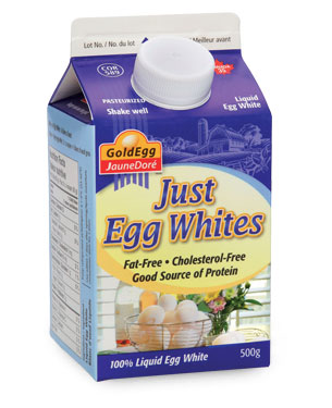 Just Egg Whites