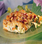 Holiday Turkey Strata