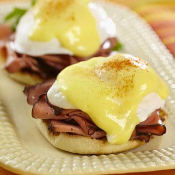 Canadiana Eggs Benedict