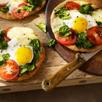 Breakfast Flatbread