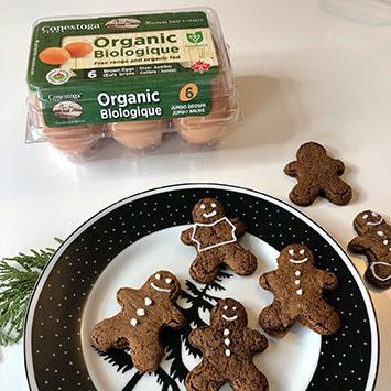 Gluten Free Gingerbread People