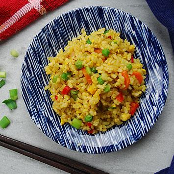 Vegetarian Chinese Fried Rice
