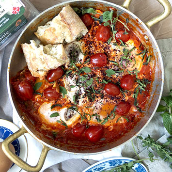 Eggs in Tomato Curry