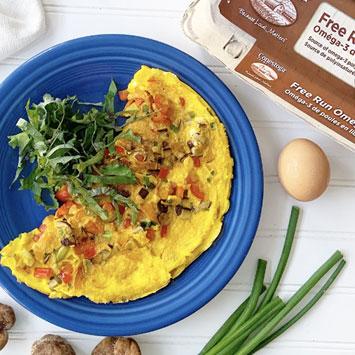 Kid-Approved Eggcellent Omelette