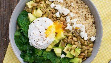 Breakfast Power Bowl